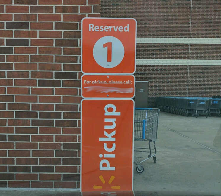 Walmart Grocery Pickup - Part 3, The Learning Curve
